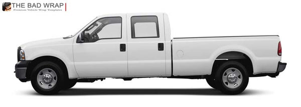 957 2007 Ford F-250 Super Duty Lariat Crew Cab, Long Bed