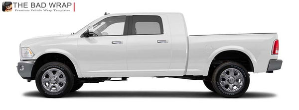 1134 2014 Ram Trucks Ram 2500 Laramie Mega Cab Short Bed