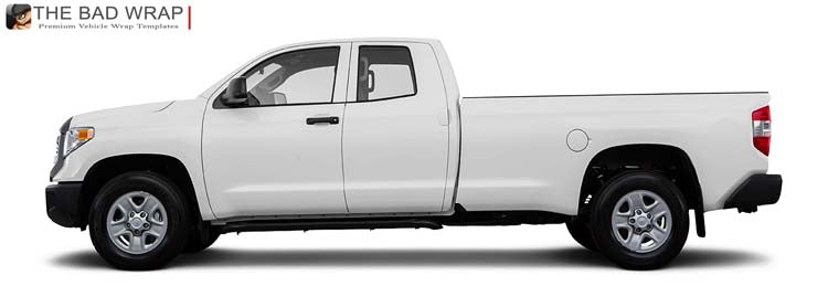 1734 2017 Toyota Tundra SR Double (Extended) Cab Long Bed