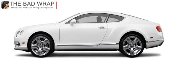 1368 2012 Bentley Continental GT Base Coupe