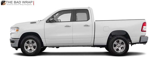 3021 2020 RAM 1500 Big Horn / Lone Star Quad (Extended) Cab Standard Bed