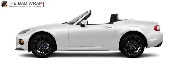 942 2013 Mazda MX-5 Miata Club Convertible
