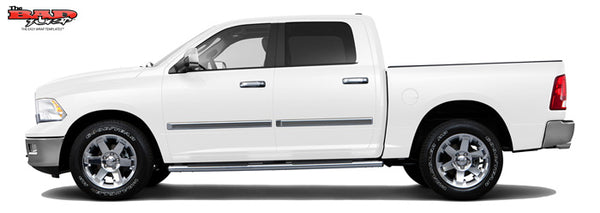 83 2011 Ram 1500 Laramie Crew Cab Short Bed 5'7