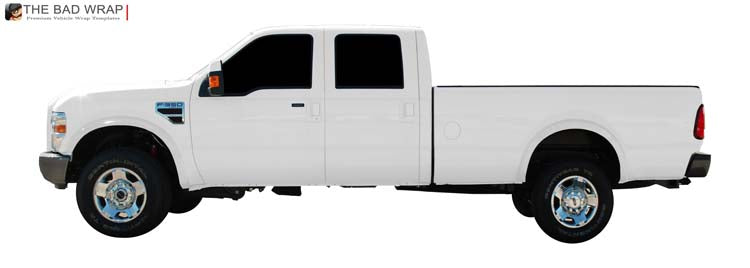 364 2008 Ford F-350 Super Duty Lariat Crew Cab Long Bed