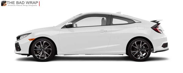 1895 2018 Honda Civic Si Coupe