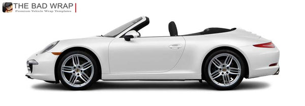 954 2013 Porsche 911 Carrera Convertible