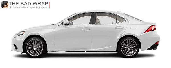 1018 2014 Lexus IS IS250 Sedan