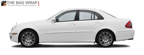 497 2007 Mercedes-Benz E-Class E350 Sedan
