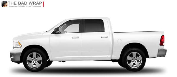 557 2011 Dodge Ram ST Crew Cab Short Bed 5'7""
