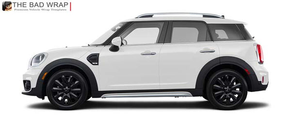 1876 2018 Mini Countryman Cooper CUV