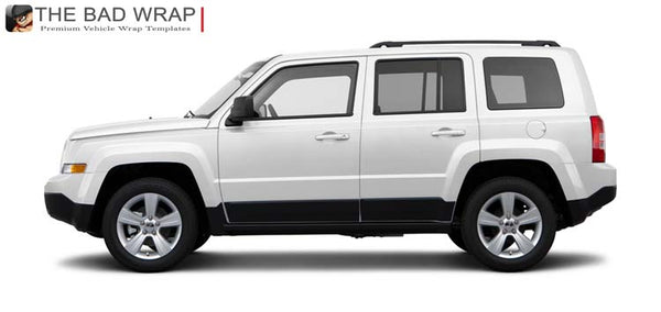 983 2014 Jeep Patriot Latitude CUV