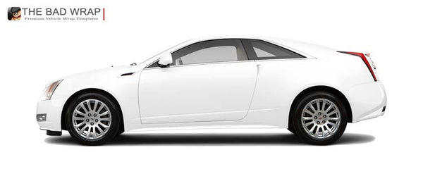 683 2013 Cadillac CTS Performance Collection Coupe