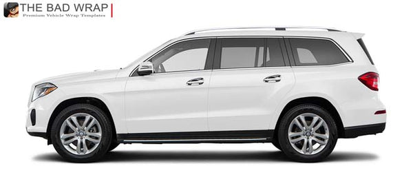 1629 2017 Mercedes-Benz GLS GLS 450 4Matic SUV