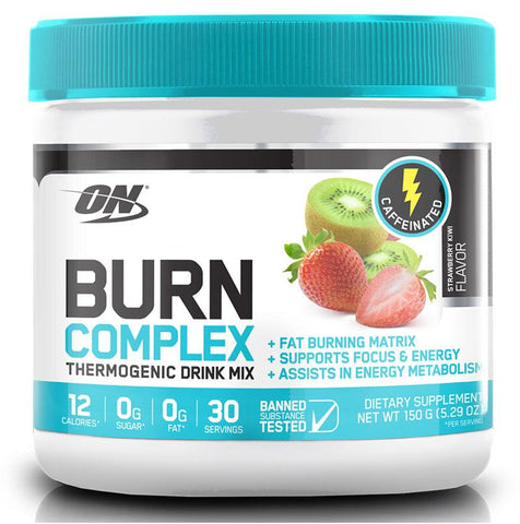 ON Burn Complex - 150 Grams - Stawberry / Kiwi