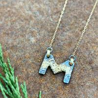 Load image into Gallery viewer, Alphabet Pendant Necklace