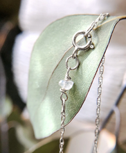 Load image into Gallery viewer, Small Sterling Organic Link Necklace