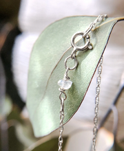 Load image into Gallery viewer, Large Sterling Organic Link Necklace