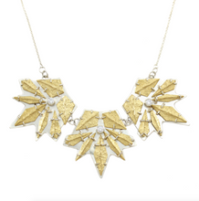 Load image into Gallery viewer, Multi Rocky Ridge Burst Necklace