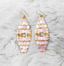 Load image into Gallery viewer, Delicate Deco Earrings