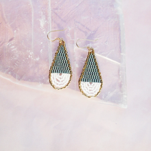 Load image into Gallery viewer, Moonshine Loop Earrings