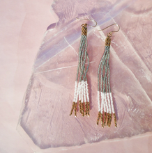 Load image into Gallery viewer, Moonshine Tassel Earrings