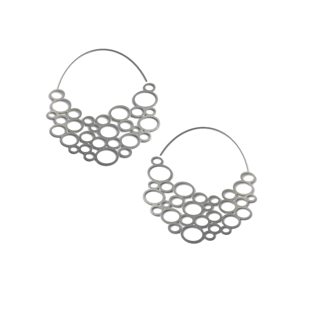Tiny Circles Hoops