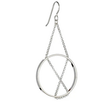 Load image into Gallery viewer, Inner circle earrings