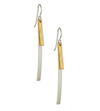 Load image into Gallery viewer, Duoline earrings