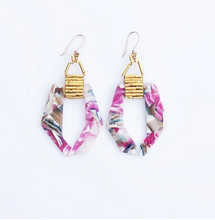 Load image into Gallery viewer, French Garden Earrings