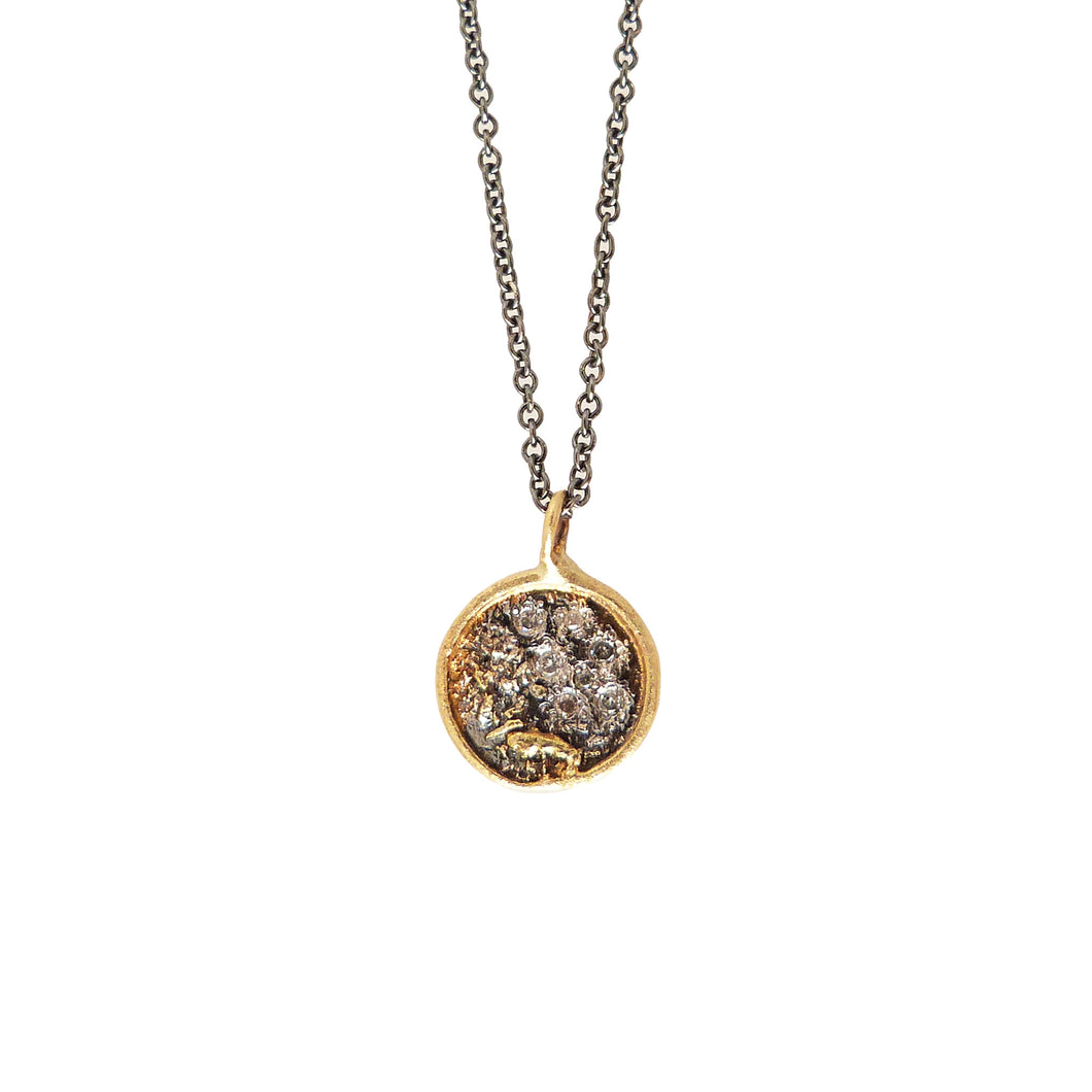 Traveler's Coin Necklace