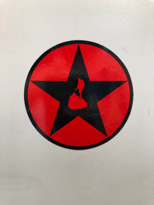 Original Blockstar Sticker