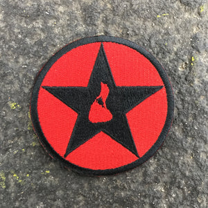 Iron/sew on Blockstar patch