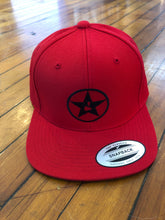 Load image into Gallery viewer, Hat: 6 Panel Snap-Back Baseball Cap