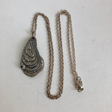 Load image into Gallery viewer, Oyster Necklace - Sterling