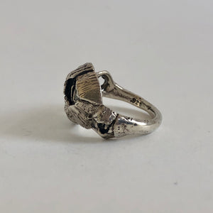 Barnacle Ring- Sterling Silver