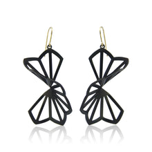 Load image into Gallery viewer, Hyacinth Fold Earrings