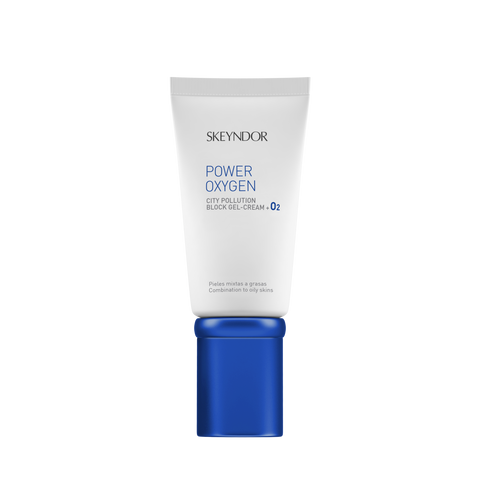 Skeyndor Power Oxygen City Pollution Gel-Cream + O2