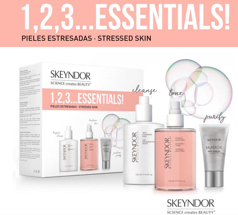 Skeyndor Cleansingset Natural Defence
