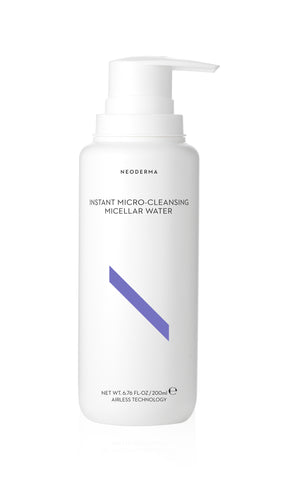 Neoderma Instant Micro-Cleansing Micellar Water