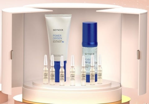 Skeyndor Set Power Oxygen Cream