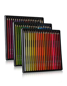 Positive Art Colored Pencils-60 Unique Colors