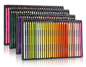 Positive Art Colored Pencils-120 Unique Colors