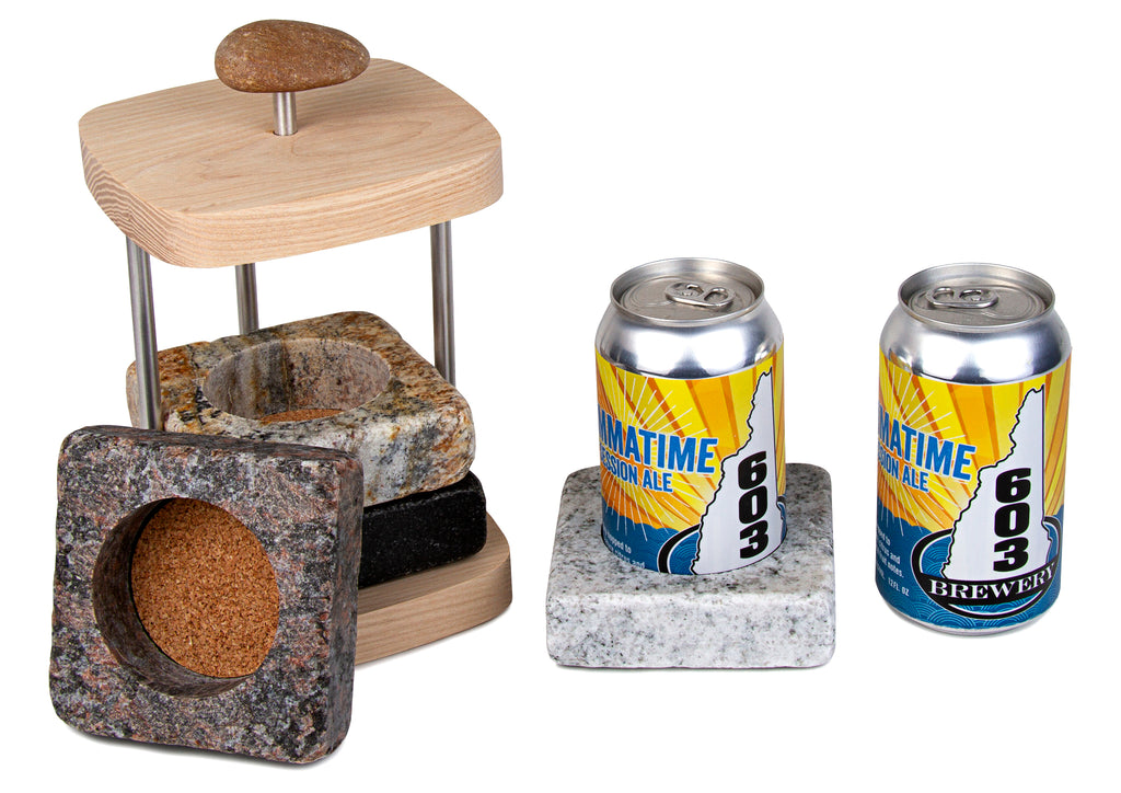 Can Chilling Coaster Set