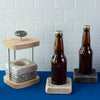 Bottle Chilling Coaster Set in the Kitchen