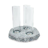 Trio Bud Vase Medium Granite