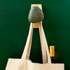 Stone Hook Coast Hook Grey Stone Ash with Tote Bag and Wine Bottle