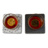 Cool Coasters Granite Chilling Set with Granite Whiskey Stone