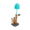 Embrace Dish Brush and Sponge Holder with Bottle Brush and Sopnge