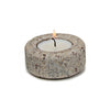 Single Granite Tea Light Holder
