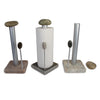 Helping Hand Granite Stone Aluminum Paper Towel Holder Granite and Stone Examples
